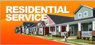 residential service logo